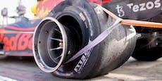 Das sagt Pirelli über Reifenplatzer bei 350 km/h