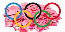 Olympia-Athleten droht bei Sex der Rauswurf