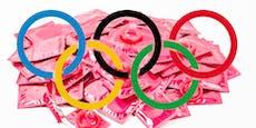 Sex-Berichte der Stars: So heiß geht es bei Olympia her