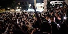Wiener Party-Hotspots boomten am Wochenende wieder