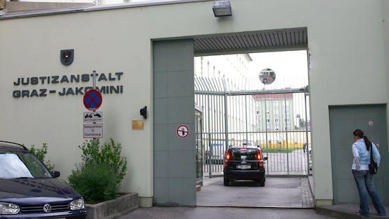 Der Vorfall ereignete sich in der Grazer Justizanstalt Jakomini.