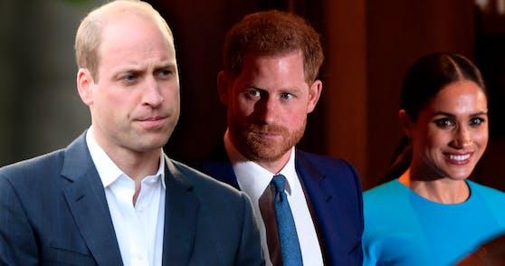 William positioniert sich sehr deutlich.