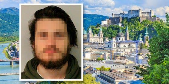 Flucht vor den Behörden: Killer Nathan S. versteckte sich auch in Österreich.