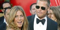 Pitt und Aniston packeln jetzt gegen Angelina Jolie