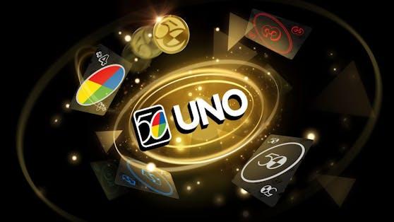 """Ein Jubiläums-DLC für """"Uno"""" ist erschienen."""