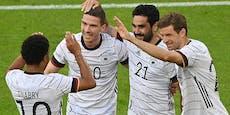 7:1! Deutschland feiert Schützenfest im letzten Test