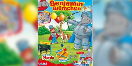 "Rückruf ""Benjamin Blümchen""-Magazin 6/2021"