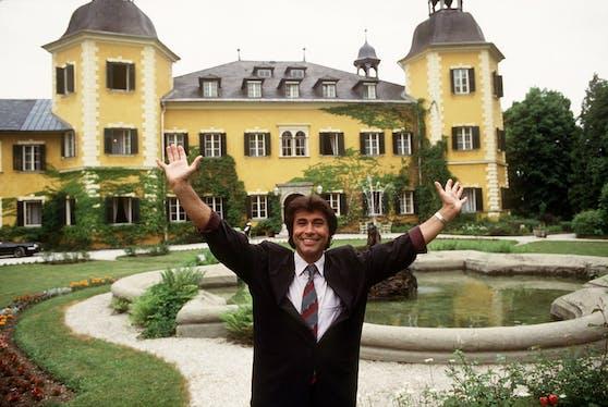 """In den 90ern feierte Roy Black mit der Serie """"Ein Schloss am Wörthersee"""" ein Mega-Comeback"""