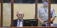 UN-Gericht bestätigt lebenslange Haft für Mladić
