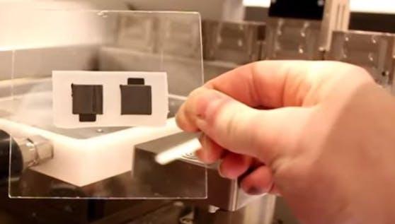 Schlägt ein neues Technologie-Kapitel auf: Die umweltfreundliche Batterie.
