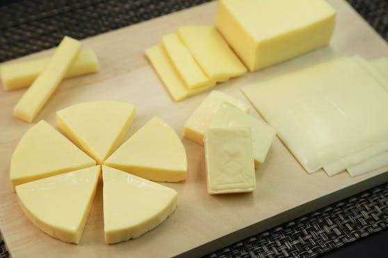 Eine ausgewogene Ernährung, ja, aber bitte nur mit dem richtigen Käse.