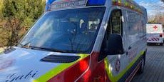 Im Einsatz – 360 Euro Park-Strafe für Sanitäter in Wien