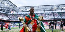 Daka geht zu Leicester – neuer Liga-Rekordtransfer
