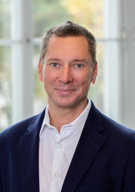 René Wenzl, Gynäkologe und Leiter des Endometriosezentrums der Medizinischen Universität Wien