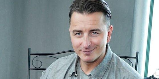 "Andreas Gabalier im ""Heute""-Talk am Dienstag."