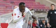 Bundesliga-Profi spielte unter falschem Namen