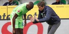 Wolfsburg-Kapitän tritt übel gegen Coach Glasner nach