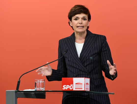 SPÖ-Parteivorsitzende Pamela Rendi-Wagner fordert einen Konsumscheck von bis zu 1.000 Euro pro Haushalt. (Archivbild)