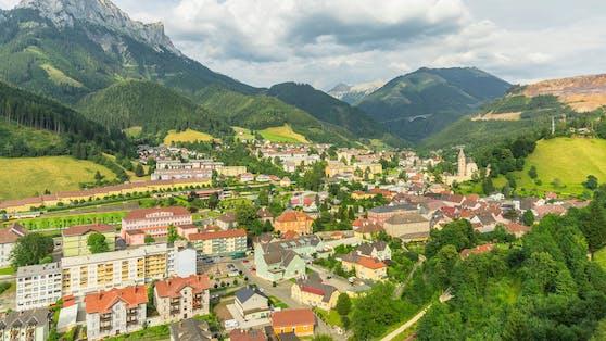 Die steirische Ortschaft Eisenerz (Bezirk Leoben) leidet unter einer Fliegenplage