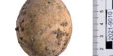 Du errätst nie, wie alt dieses Ei ist