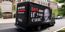 Steuerdaten von etlichen Superreichen in USA geleakt
