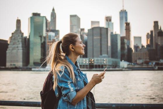 Das Interesse am Städtetourismus ist stark gesunken.