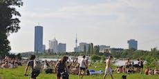 Erste Hitzewelle bringt 37 Grad nach Österreich