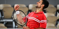 Djokovic schafft im French-Open-Finale Aufholjagd