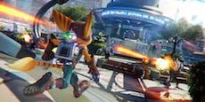 """""""Ratchet & Clank: Rift Apart"""" im Test – der Sommerhit!"""