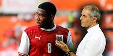 """Ex-Teamchef Koller: """"David Alaba wurde Unrecht getan"""""""