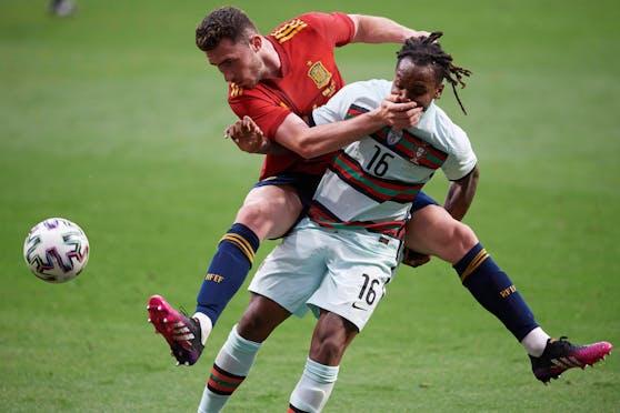 Spanien meldet zwei Corona-Fälle im Team