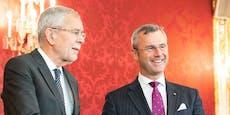 Norbert Hofer will 2022 in die Hofburg einziehen
