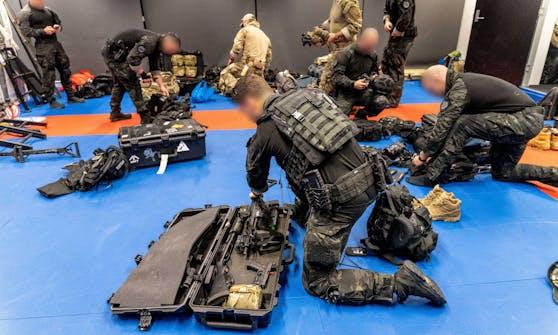 Operation Trojan Shield: Auch australische Behörden beteiligten sich an diesem internationalen Schlag gegen das organisierte Verbrechen.