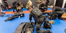 Balkan-Mafia betrieb Folterkeller in Wien