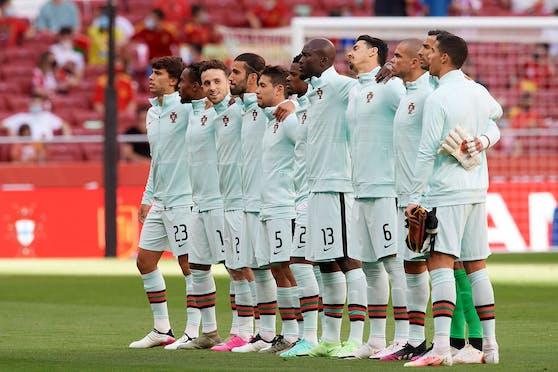 Kein Corona-Fall im portugiesischen Team.