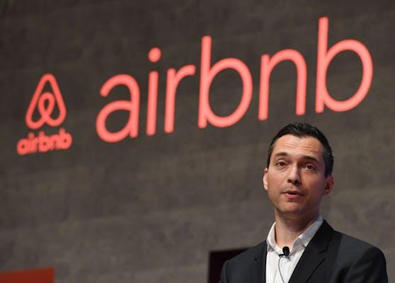 Nathan Blecharczyk, Mitgründer des Online-Wohnungsvermittlers Airbnb