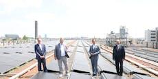 Klinik Floridsdorf als 1. Spital mit Solarkraft am Dach