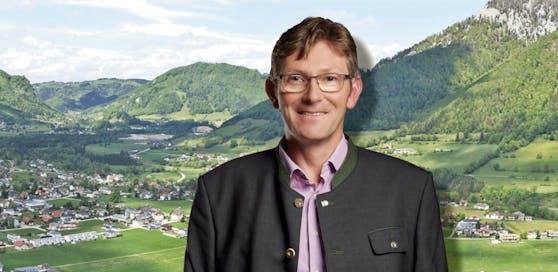 Walter Aigner hat nach einem wahren Briefterror genug von der Politik in Molln.