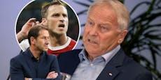 Spieler-Revolte gegen Foda? ÖFB-Boss Windtner klärt auf