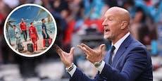 Ungarn-Coach macht sich über Ronaldo und Mbappe lustig