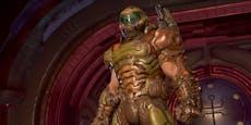 """Doom Eternal: The Ancient Gods"" im Switch-Test"