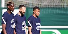 Arroganz, Spieler-Streit: Frankreich zerbricht nach Aus
