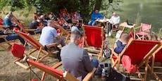 Am Stadtstrand: Gratis-Events bei Summer in the City