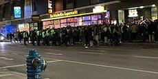Ansturm auf Wiener Clubs löst Besorgnis aus