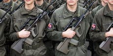 Kärntner Grundwehrdiener (19) kassiert Waffenverbot