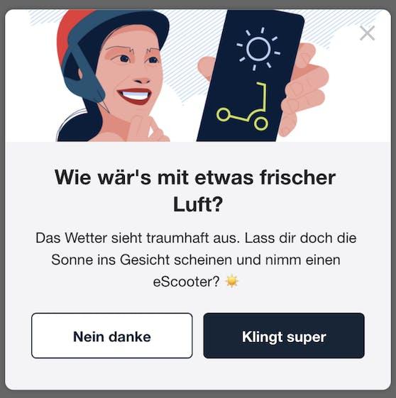 Free Now integriert ab sofort Wetterdaten des Deutschen Wetterdienstes.