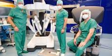 Dieser Roboter soll im Kampf gegen Krebs helfen