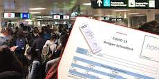 Urlauber fälschen haufenweise Corona-Tests für Einreise
