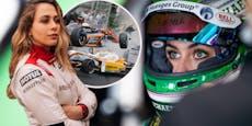 """Start in Spielberg: """"Formel 1? Frauen können das auch!"""""""