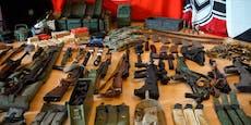 Schlag gegen Neonazi-Miliz – Razzien im Osten Österreichs